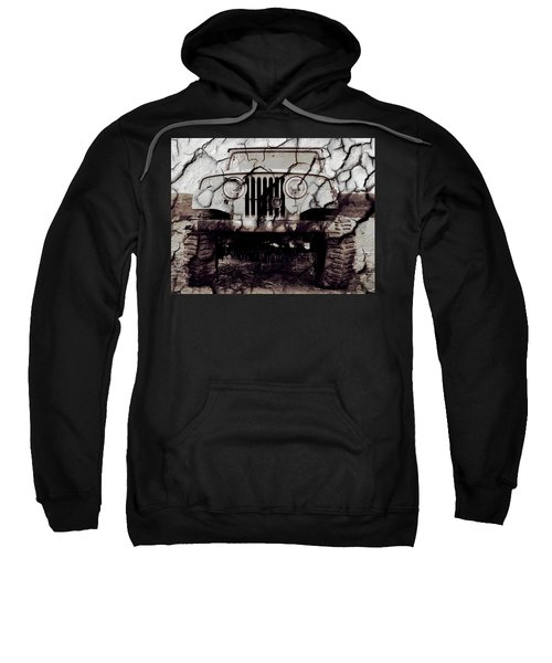 Super Swamper Commando Sweatshirt