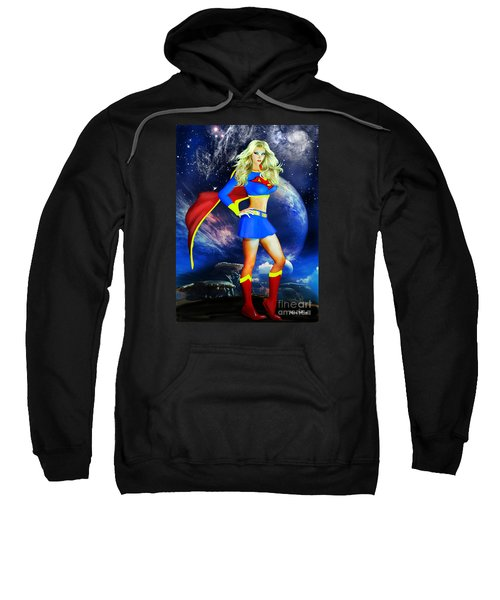 Supergirl Sweatshirt