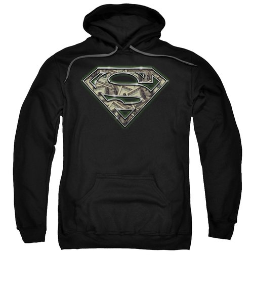 Superman - All About The Benjamins Sweatshirt