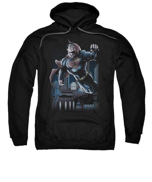 Superman - Night Fight Sweatshirt