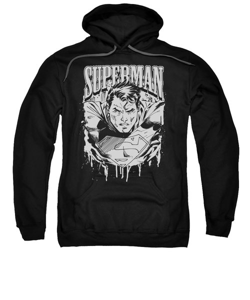 Superman - Super Metal Sweatshirt