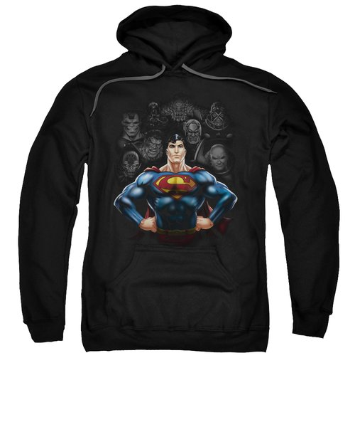 Superman - Villains Sweatshirt