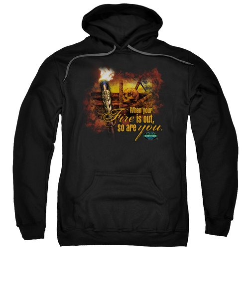 Survivor - Fires Out Sweatshirt