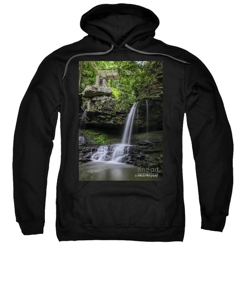 Suttons Gulch Waterfall Sweatshirt