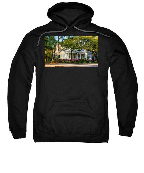 Sweet Home New Orleans Paint Sweatshirt