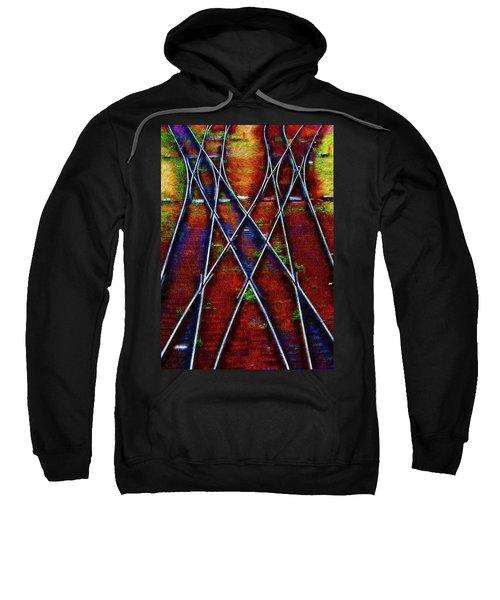 Center Diamond Sweatshirt