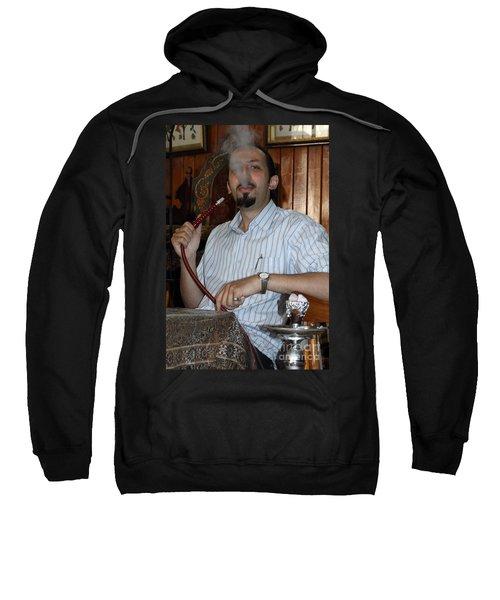 Syrian Man And Waterpipe Sweatshirt