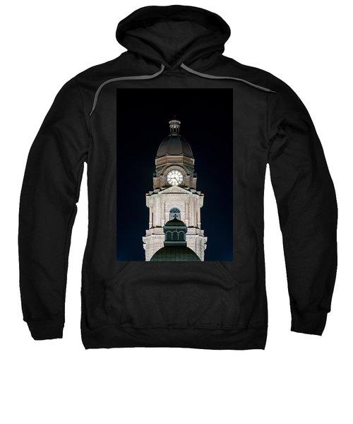 Tarrant County Courthouse V2 020815 Sweatshirt