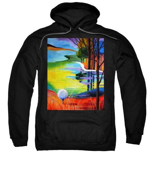 Tee Off Mindset- Golf Series Sweatshirt
