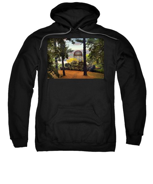 Temple Of Love In Autumn Sweatshirt