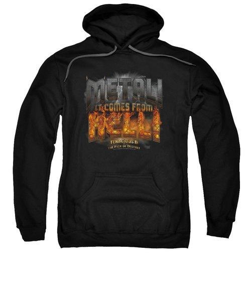 Tenacious D - Metal Sweatshirt