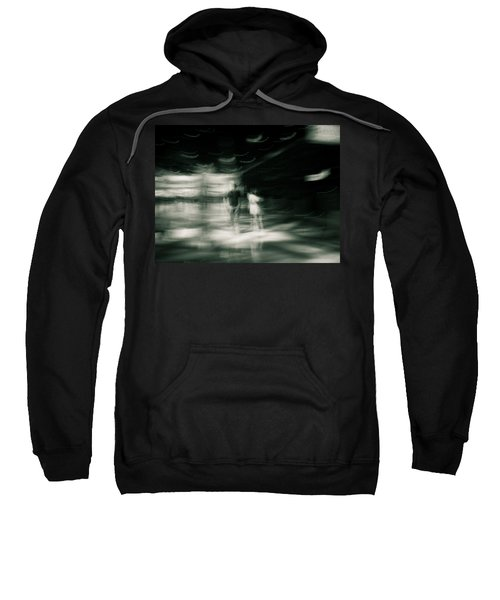 Sweatshirt featuring the photograph Tension by Alex Lapidus