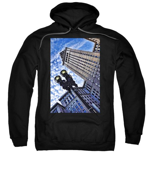 Terminal Tower - Cleveland Ohio - 1 Sweatshirt