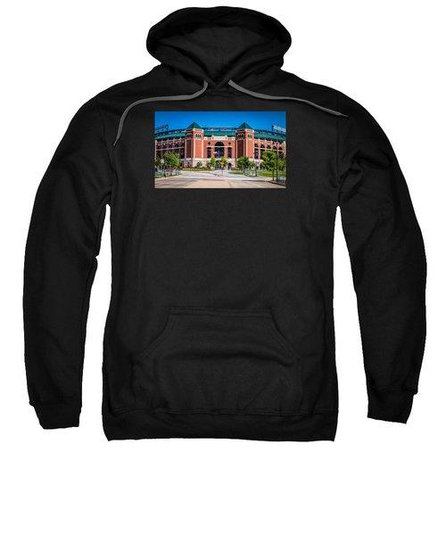 Globe Life Park In Arlington Sweatshirt