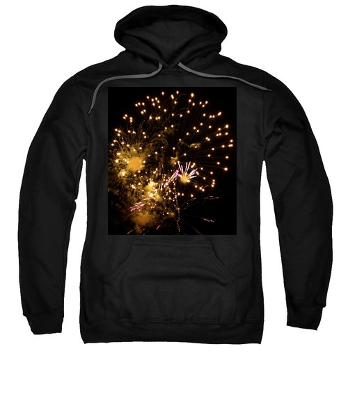 Sweatshirt featuring the photograph The 4th Of July 2013 by Kim Pate