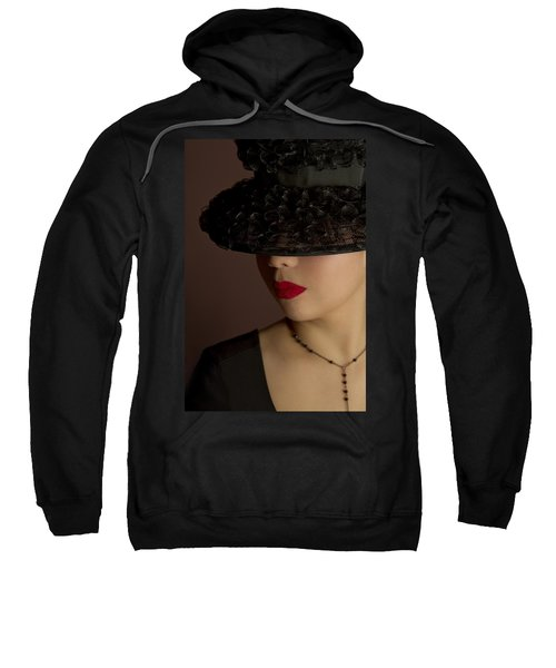 The Art Of Being A Woman Sweatshirt
