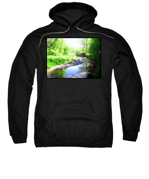 The Babbling Stream Sweatshirt