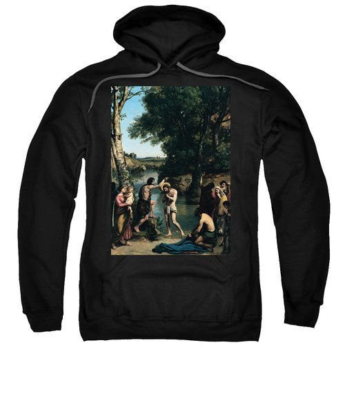 The Baptism Of Christ Sweatshirt