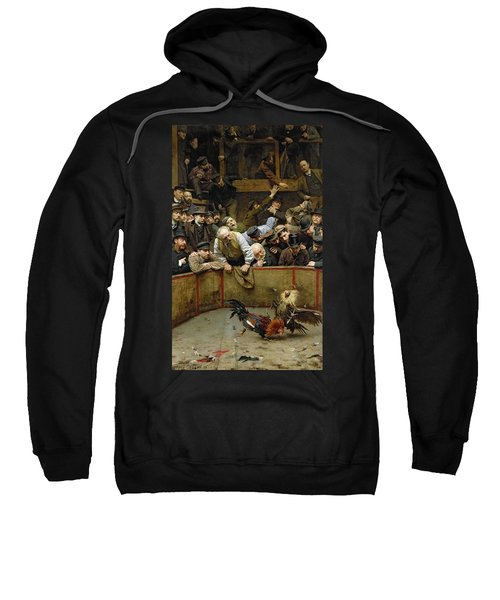 The Cockfight Sweatshirt