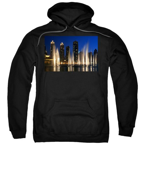 The Dubai Fountains Sweatshirt