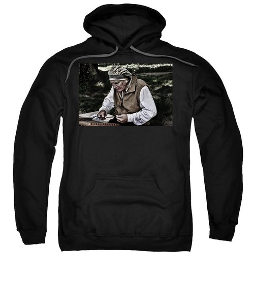 The Dulcimer Man Sweatshirt
