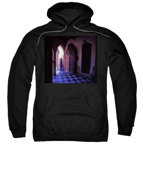 The Entrance And Door Of The Anglican Sweatshirt