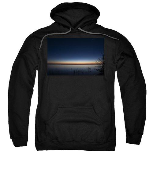 The First Light Of Dawn Sweatshirt