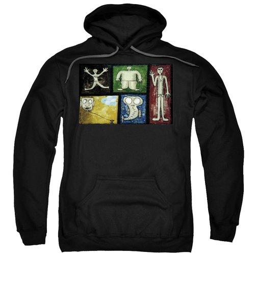 The Gang Of Five Sweatshirt