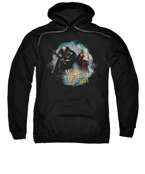 The Hobbit - We're Fighers Sweatshirt
