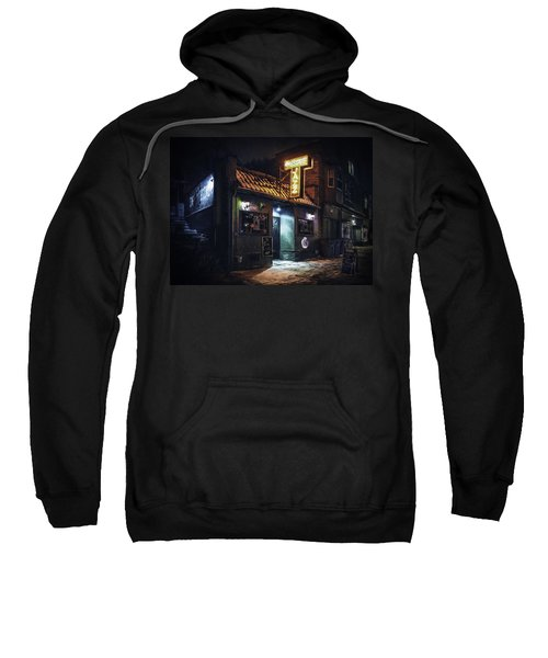 The Jazz Estate Nightclub Sweatshirt