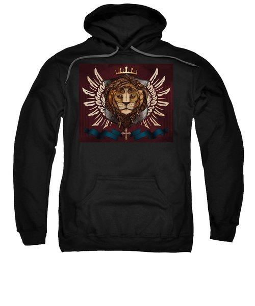 The King's Heraldry Sweatshirt