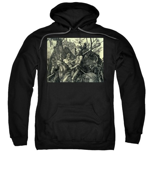 The Knight, Death And The Devil Sweatshirt