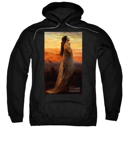 The Lament Of Jephthahs Daughter Sweatshirt
