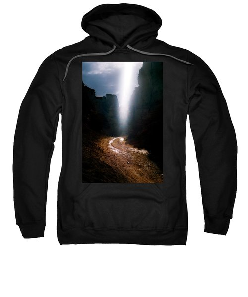 The Land Of Light Sweatshirt