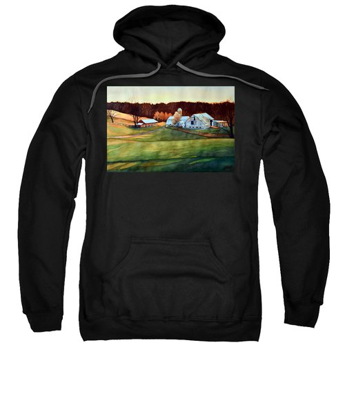 The Last Beaujolais Sweatshirt