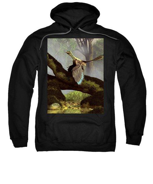 The Last Dinosaur Sweatshirt