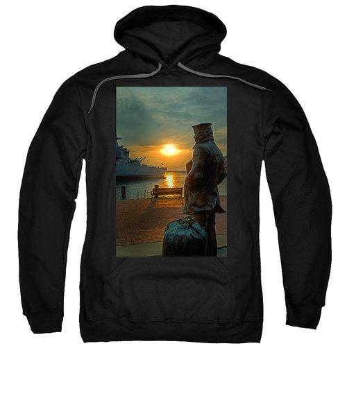 The Lone Sailor Sweatshirt