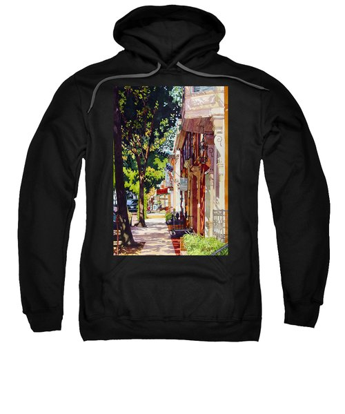 The Long Walk To Market Sweatshirt