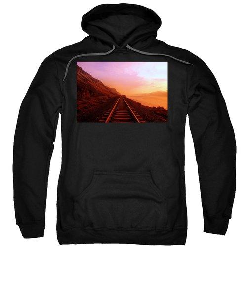 The Long Walk To No Where  Sweatshirt