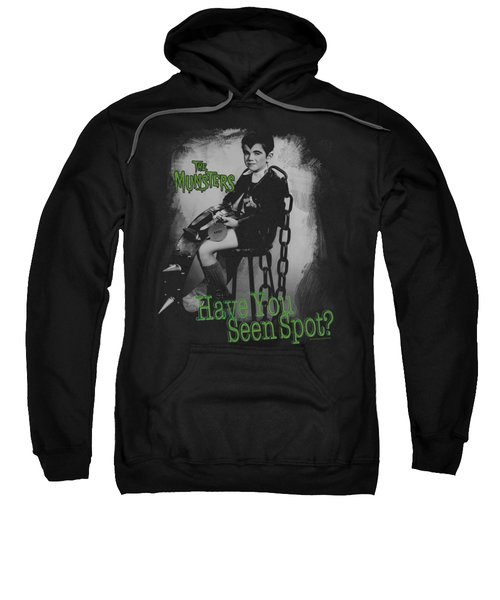The Munsters - Have You Seen Spot Sweatshirt