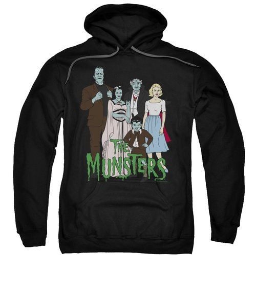 The Munsters - The Family Sweatshirt