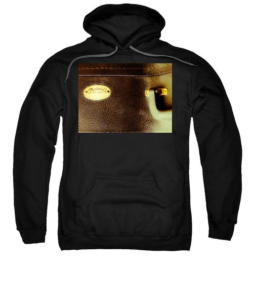 The Music Inside Sweatshirt