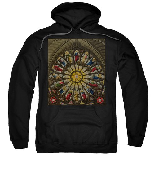 The North Window Sweatshirt by William Johnstone White