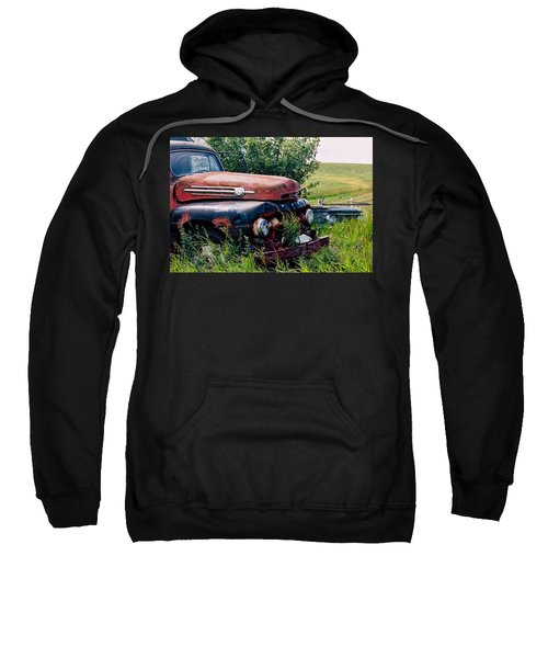 The Old Farm Truck Sweatshirt