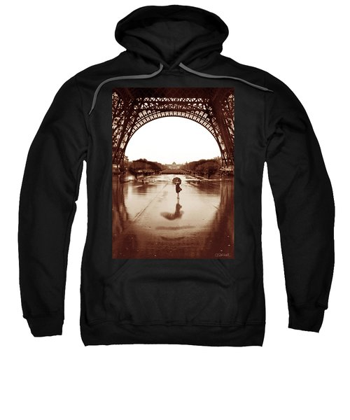 The Other Face Of Paris Sweatshirt