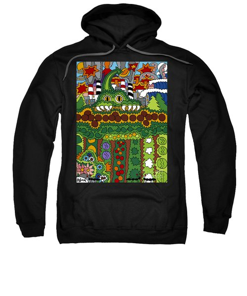 The Other Side Of The Garden  Sweatshirt