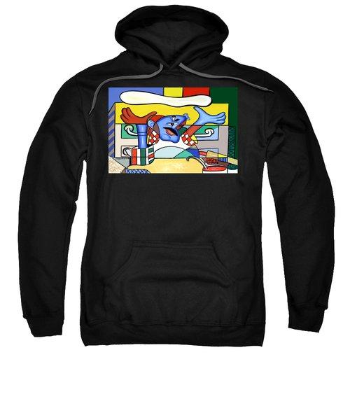 The Pizza Guy Sweatshirt