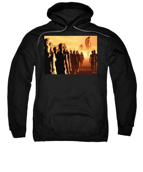 The Post Apocalyptic Gods Sweatshirt