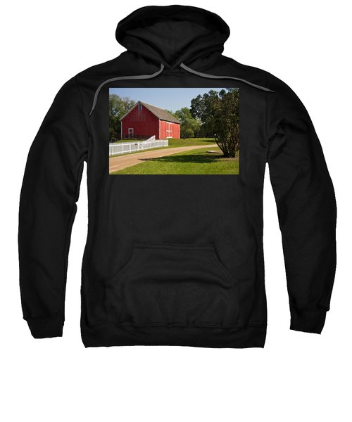 The Red Barn Sweatshirt