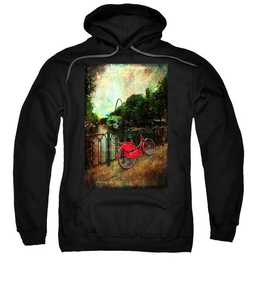 The Red Bicycle Sweatshirt